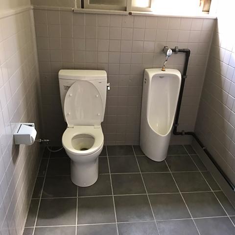 トイレ改修01
