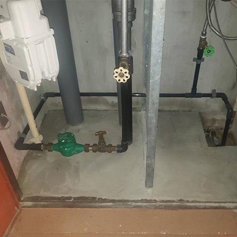 水漏れ修繕03